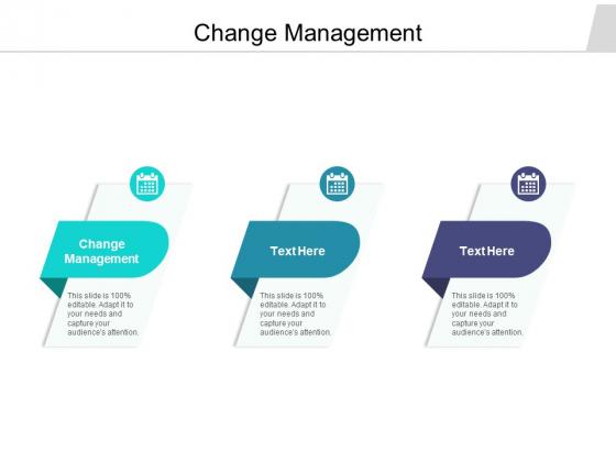 Change Management Ppt PowerPoint Presentation Professional Brochure Cpb Pdf