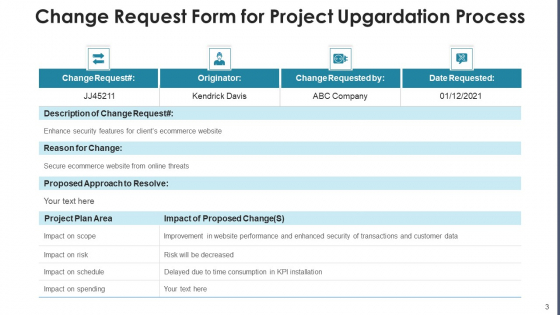 Change_Management_Procedure_Performance_Ppt_PowerPoint_Presentation_Complete_Deck_With_Slides_Slide_3