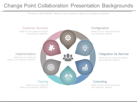 Change Point Collaboration Presentation Backgrounds
