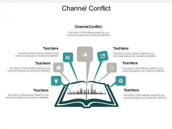 Channel Conflict Ppt PowerPoint Presentation Infographic Template Good Cpb