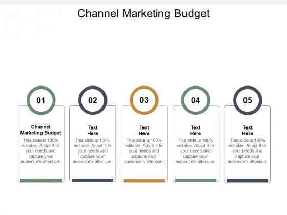 Channel_Marketing_Budget_Ppt_PowerPoint_Presentation_Summary_Icons_Cpb_Slide_1