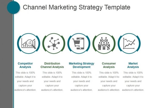 Channel Marketing Strategy Template Ppt PowerPoint Presentation Shapes