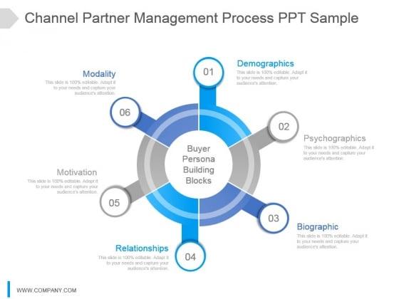 Channel Partner Management Process Ppt Sample