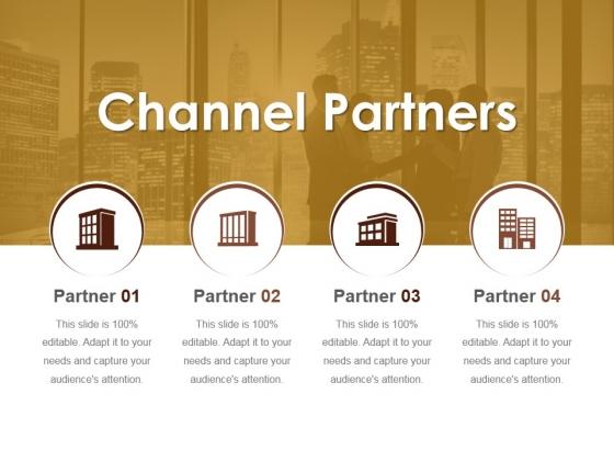 Channel Partners Ppt Powerpoint Presentation Portfolio Outline