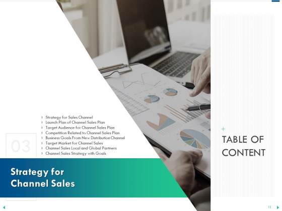 Channel_Sales_Taking_Your_Product_To_Market_Ppt_PowerPoint_Presentation_Complete_Deck_With_Slides_Slide_12