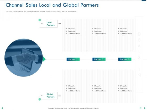 Channel_Sales_Taking_Your_Product_To_Market_Ppt_PowerPoint_Presentation_Complete_Deck_With_Slides_Slide_20