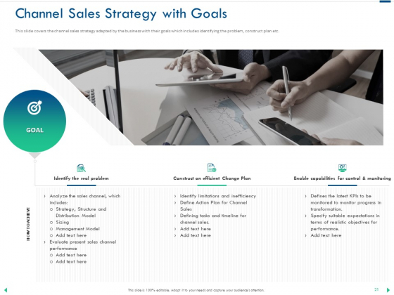 Channel_Sales_Taking_Your_Product_To_Market_Ppt_PowerPoint_Presentation_Complete_Deck_With_Slides_Slide_21