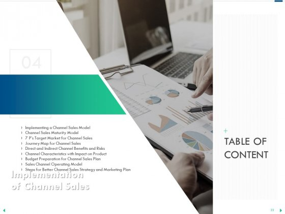 Channel_Sales_Taking_Your_Product_To_Market_Ppt_PowerPoint_Presentation_Complete_Deck_With_Slides_Slide_22