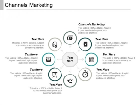 Channels Marketing Ppt PowerPoint Presentation Summary Backgrounds Cpb