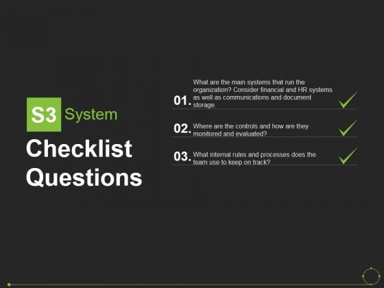 Checklist Questions Template 2 Ppt PowerPoint Presentation Portfolio Template