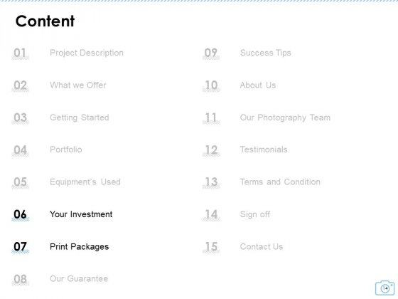 Cinematography_Project_Proposal_Ppt_PowerPoint_Presentation_Complete_Deck_With_Slides_Slide_14