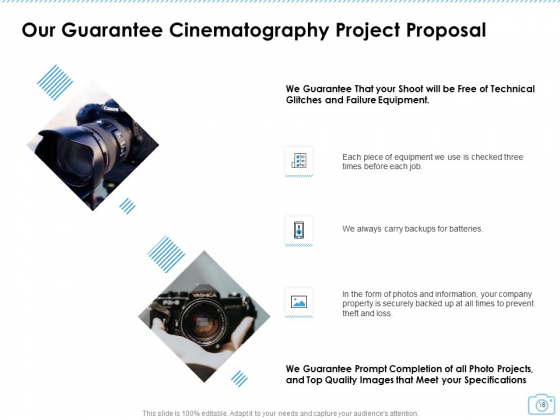 Cinematography_Project_Proposal_Ppt_PowerPoint_Presentation_Complete_Deck_With_Slides_Slide_18