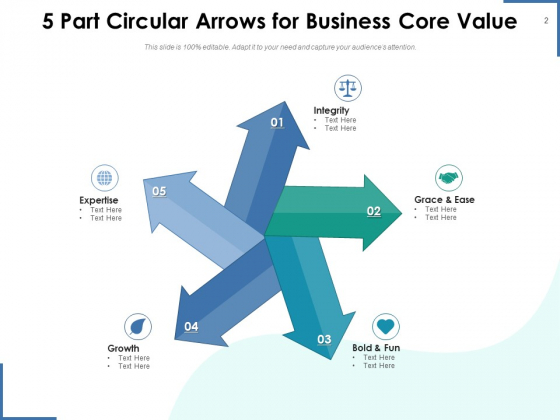 Circle_With_5_Arrows_Analysis_Arrows_Ppt_PowerPoint_Presentation_Complete_Deck_Slide_2