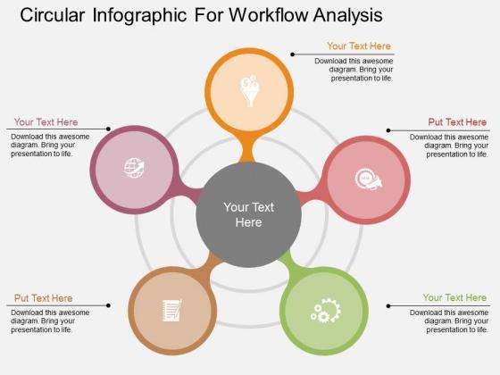 Circular infographic for workflow analysis powerpoint templates circular infographic for workflow analysis powerpoint templates powerpoint templates toneelgroepblik Gallery
