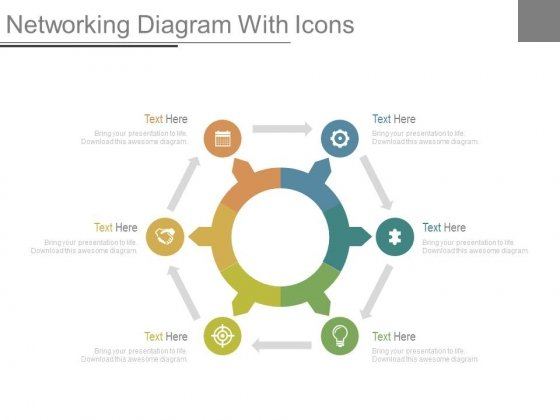 Circular network diagram with icons powerpoint slides powerpoint circular network diagram with icons powerpoint slides powerpoint templates ccuart Choice Image