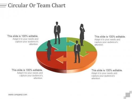 Circular Or Team Chart Ppt PowerPoint Presentation Samples