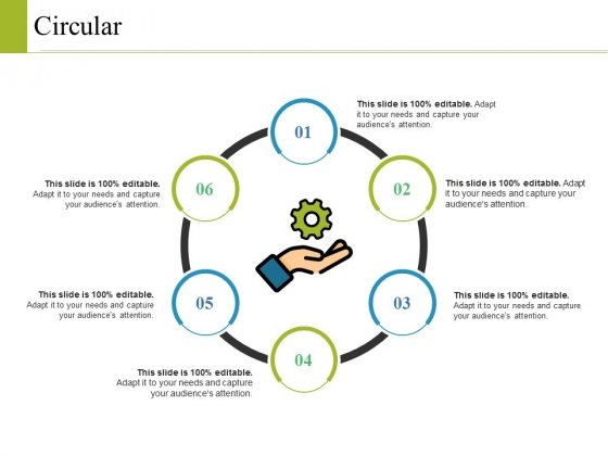 Circular Ppt PowerPoint Presentation File Designs Download