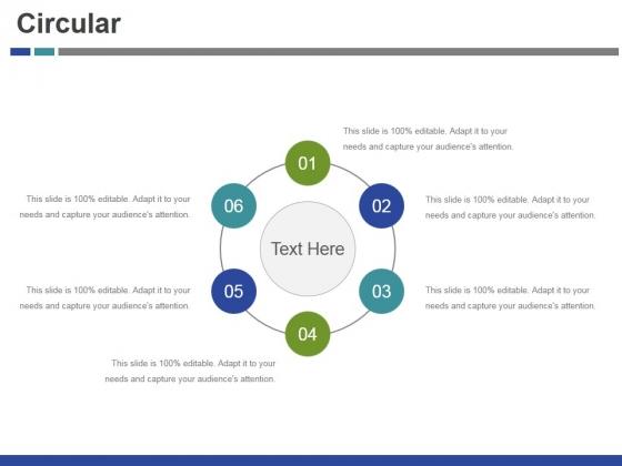 Circular Ppt PowerPoint Presentation Gallery Format Ideas