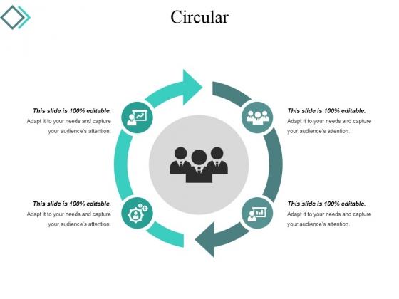 Circular Ppt PowerPoint Presentation Gallery Information