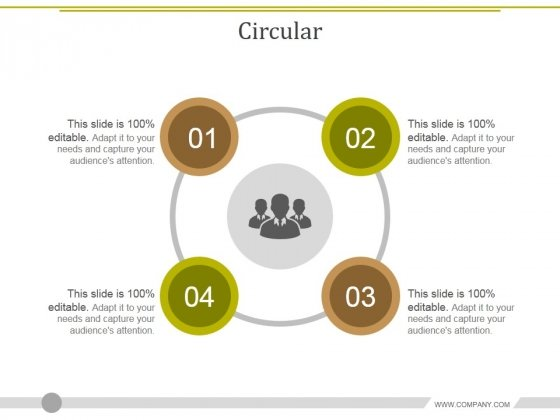 Circular Ppt PowerPoint Presentation Gallery Structure