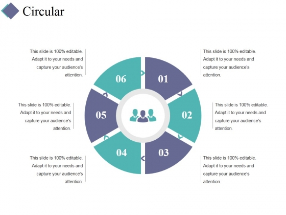 Circular Ppt PowerPoint Presentation Icon Pictures