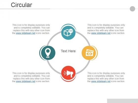 Circular Ppt PowerPoint Presentation Icon Portrait