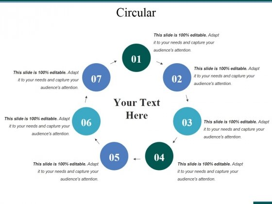 Circular Ppt PowerPoint Presentation Icon Visual Aids
