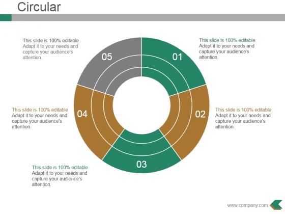 Circular Ppt PowerPoint Presentation Ideas Backgrounds