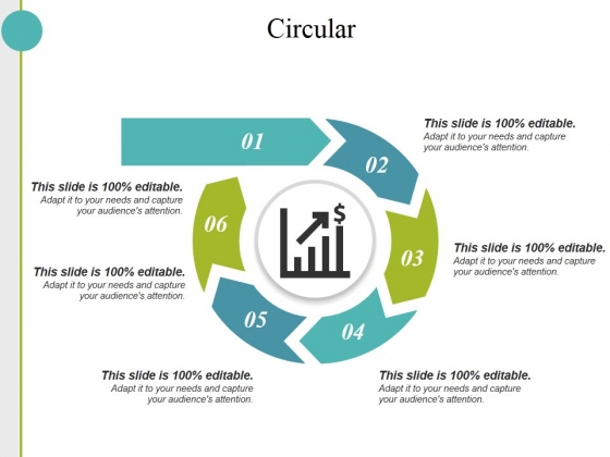 Circular Ppt PowerPoint Presentation Ideas Files