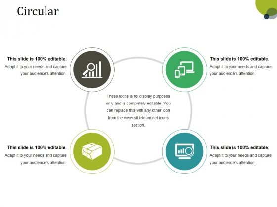 Circular Ppt PowerPoint Presentation Ideas Graphic Images