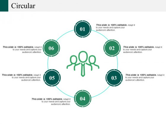 Circular Ppt PowerPoint Presentation Ideas Picture