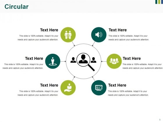 Circular Ppt PowerPoint Presentation Infographic Template Model