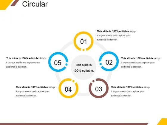 Circular Ppt PowerPoint Presentation Infographics Gridlines