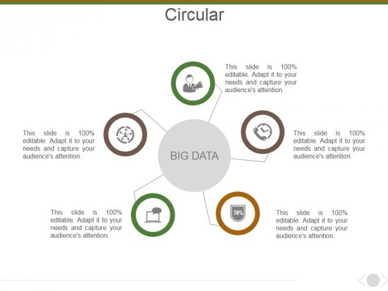 Circular Ppt PowerPoint Presentation Infographics Slide