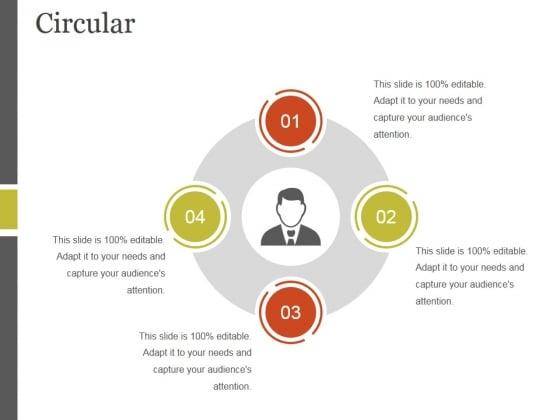 Circular Ppt PowerPoint Presentation Infographics Templates