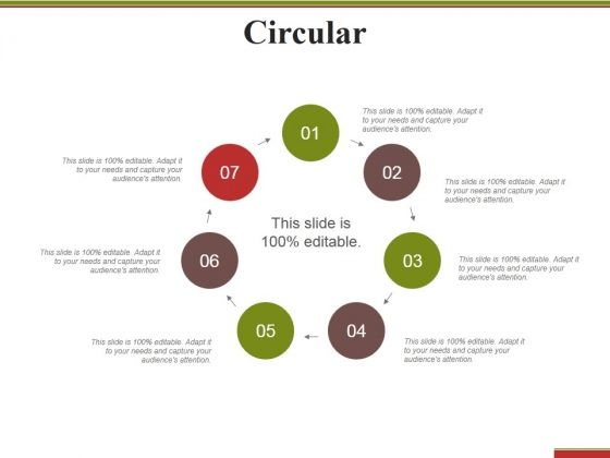Circular Ppt PowerPoint Presentation Inspiration Infographic Template