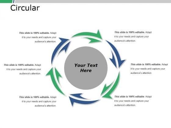 Circular Ppt PowerPoint Presentation Inspiration Rules