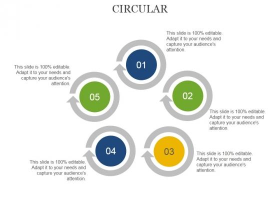 Circular Ppt PowerPoint Presentation Inspiration Sample