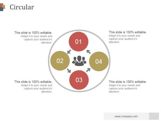 Circular Ppt PowerPoint Presentation Inspiration