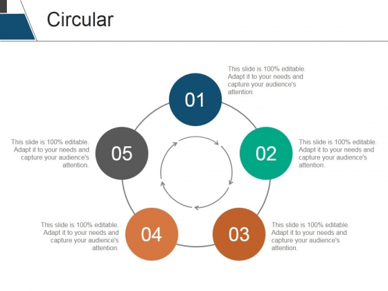 Circular Ppt PowerPoint Presentation Layouts Outline