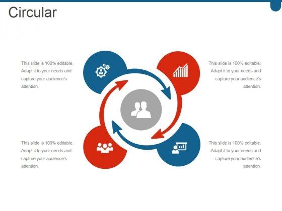 Circular Ppt PowerPoint Presentation Model Templates