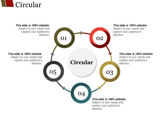 Circular Ppt PowerPoint Presentation Outline Designs Download