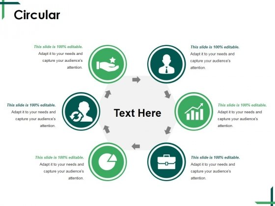 Circular Ppt PowerPoint Presentation Outline Designs