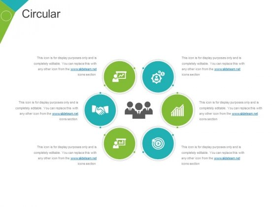 Circular Ppt PowerPoint Presentation Outline Maker
