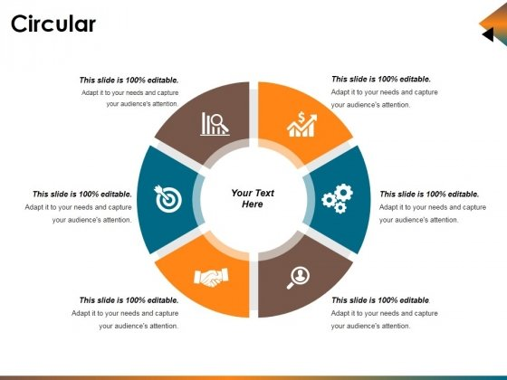 Circular Ppt PowerPoint Presentation Pictures Icon