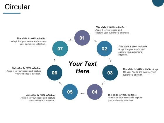 Circular Ppt PowerPoint Presentation Pictures Maker