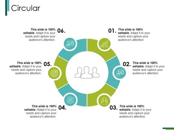 Circular Ppt PowerPoint Presentation Pictures Templates