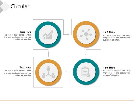 Circular Ppt PowerPoint Presentation Portfolio Outline