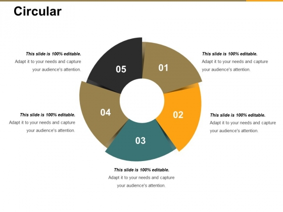 Circular Ppt PowerPoint Presentation Show Graphics Pictures