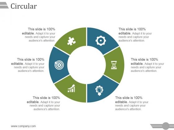 Circular Ppt PowerPoint Presentation Slide Download